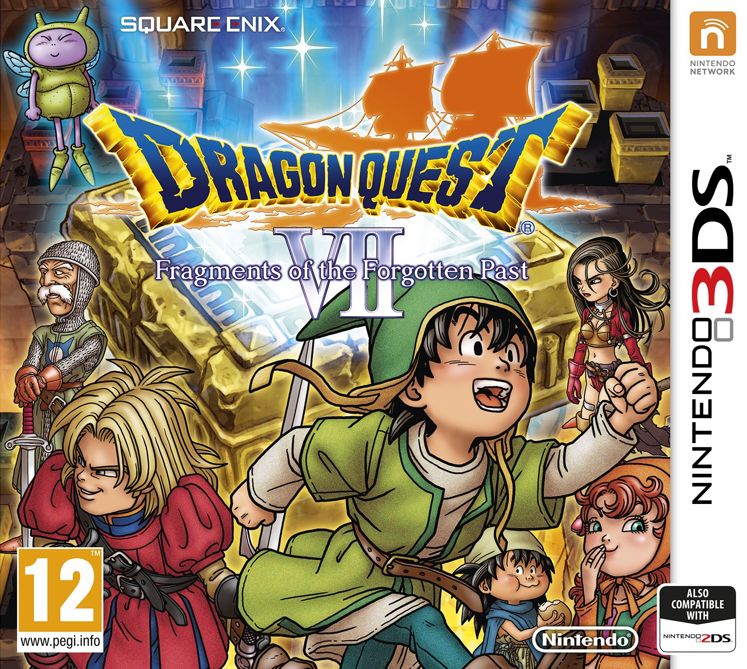 Dragon Quest VII is too long, but that's OK